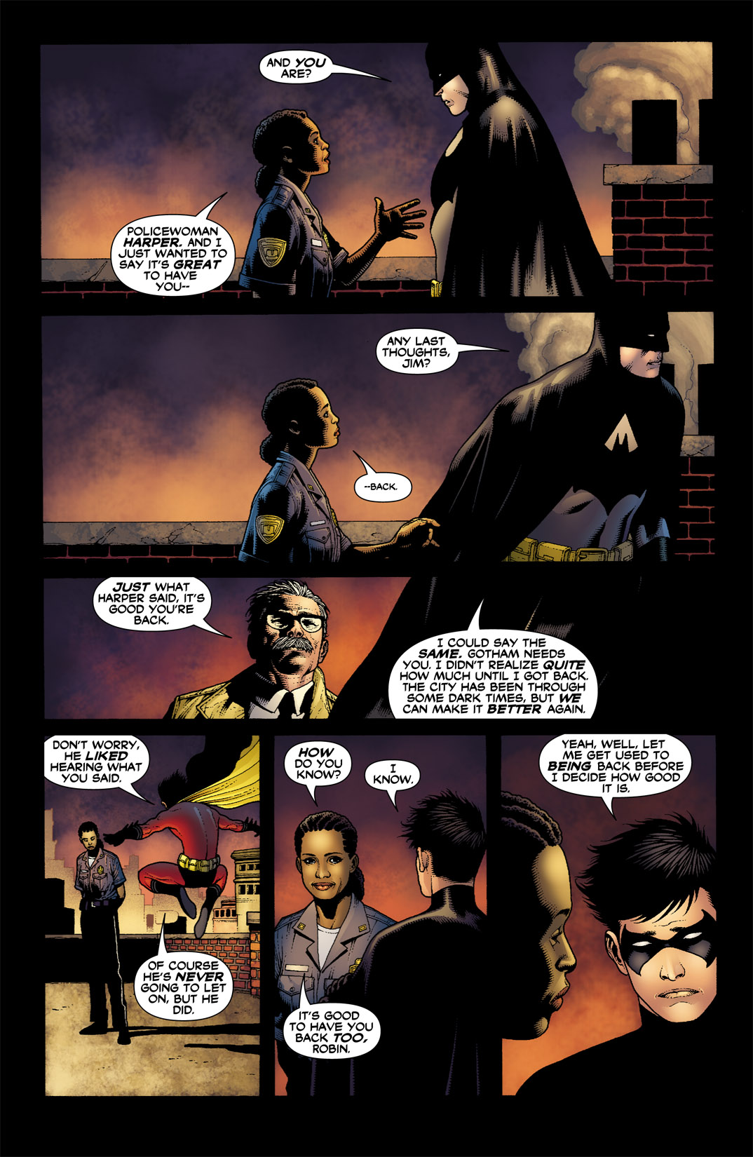 Detective Comics (1937) 817 Page 19