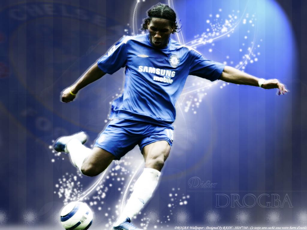 Ricardo Kaka Wallpapers Hd Top Football Players Didier Drogba Wallpapers Didier