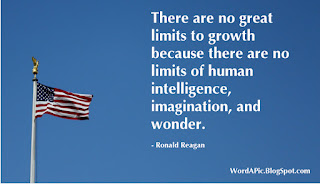 President Ronald Reagan Quote