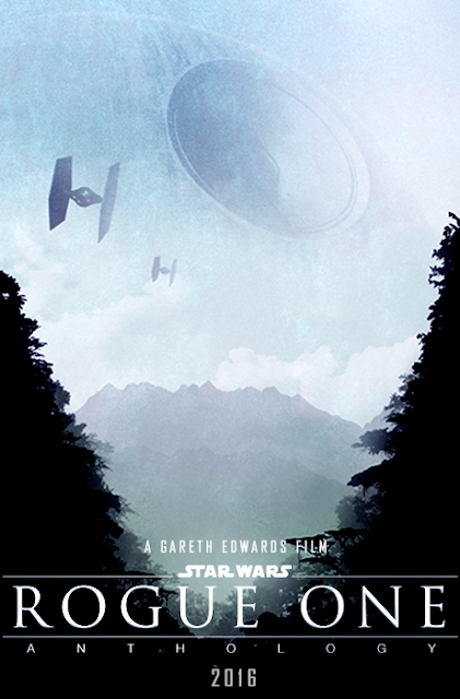 Star Wars: Rogue One 2016 Teaser Poster