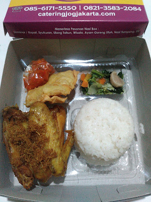 085-6171-5550, Harga Nasi Box di Jogja spesial Ayam Goreng Kampung