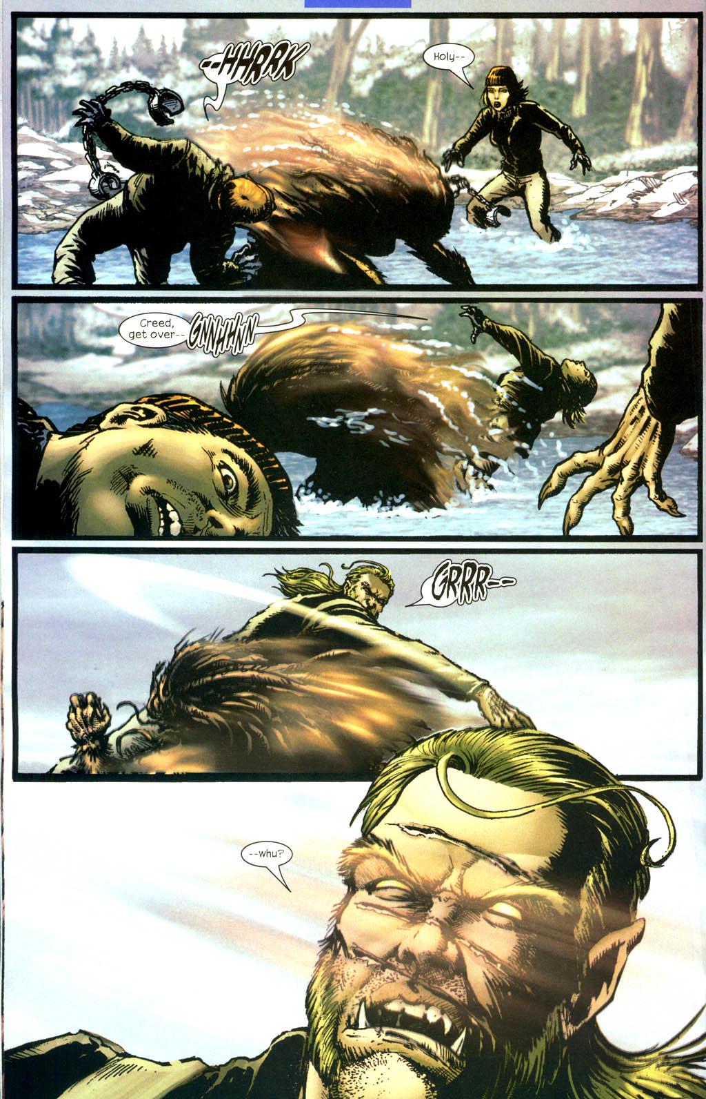 Read online Wolverine (2003) comic -  Issue #13 - 8
