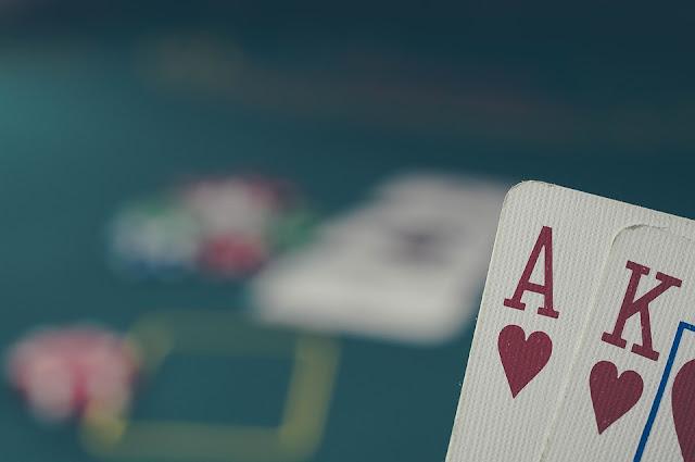 best poker starting hand ace king