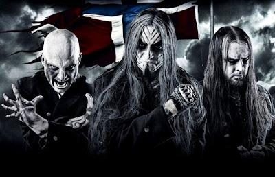 """Biografi Dimmu Borgir  Dimmu Borgir adalah band Symphonic Black Metal asal Norwegia. Dimmu Borgir berarti """"Istana Kegelapan"""" di Islandia dan Old Norse. Nama ini berasal dari formasi gunung berapi di Islandia, Dimmuborgir. Dimmu Borgir dimulai sebagai sebuah band Melodic Black Metal pada tahun 1993. Dibentuk oleh Shagrath, Silenoz, dan Tjodalv. Band ini merilis sebuah EP pada tahun 1994 yang berjudul """"Into the Darkness of Eternity"""".   Setelah Stormblast, line up Dimmu Borgir yang berubah drastis, Keyboardist Stian Aarstad meninggalkan band karena kewajibannya untuk melayani negaranya sebagai tentara Norwegia, sehingga tidak mampu berpartisipasi dalam rekaman tahun 1996. Periode ini juga ditandai dengan kepergian bassist Brynjard Tristan dan kedatangan Nagash. Stian Aarstad kembali untuk rekaman Enthrone Darkness Triumphant tahun 1997. Sementara tour untuk mendukung album ini, ia mengalami kesulitan mengikuti latihan, dan kemudian dipecat. Enthrone Darkness Triumphant sukses besar untuk band ini, dan rilis pertama mereka menandatangani kontrak dengan Nuclear Blast, sebuah label rekaman terkenal Jerman.                                               Album ini direkam di Abyss Studios, yang dimiliki oleh sang vokalis Shagrath. Setelah meyelesaikan tur Enthrone Darkness Triumphant, band merekrut anggota baru Mustis pada keyboard dan Astennu pada lead guitar. Meskipun bermain video pada MTV2 dan TV"""