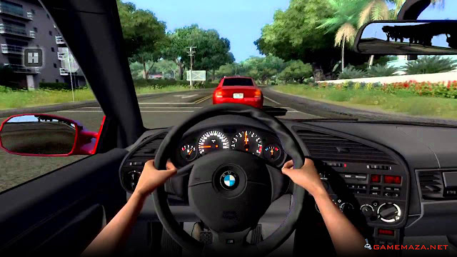 Test Drive Unlimited Gameplay Screenshot 1