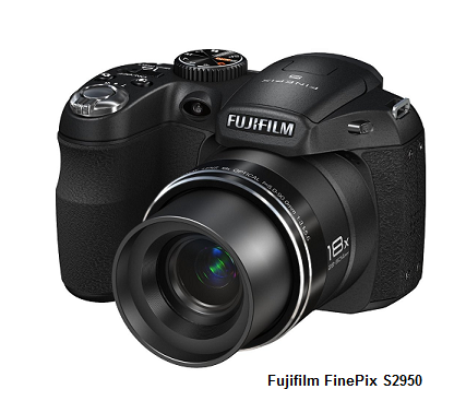 Fujifilm FinePix S2950 digital camera specifications