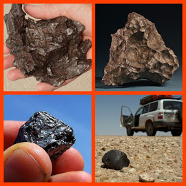 Best Meteorite Finds!
