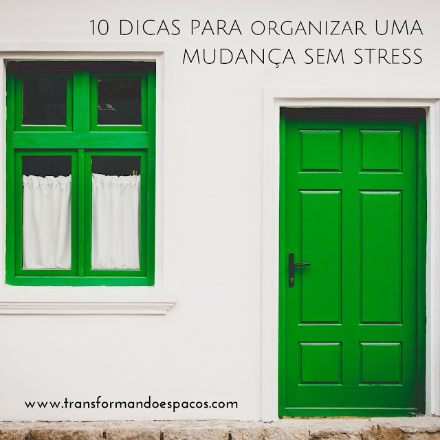 10 dicas para você organizar uma mudança sem stress