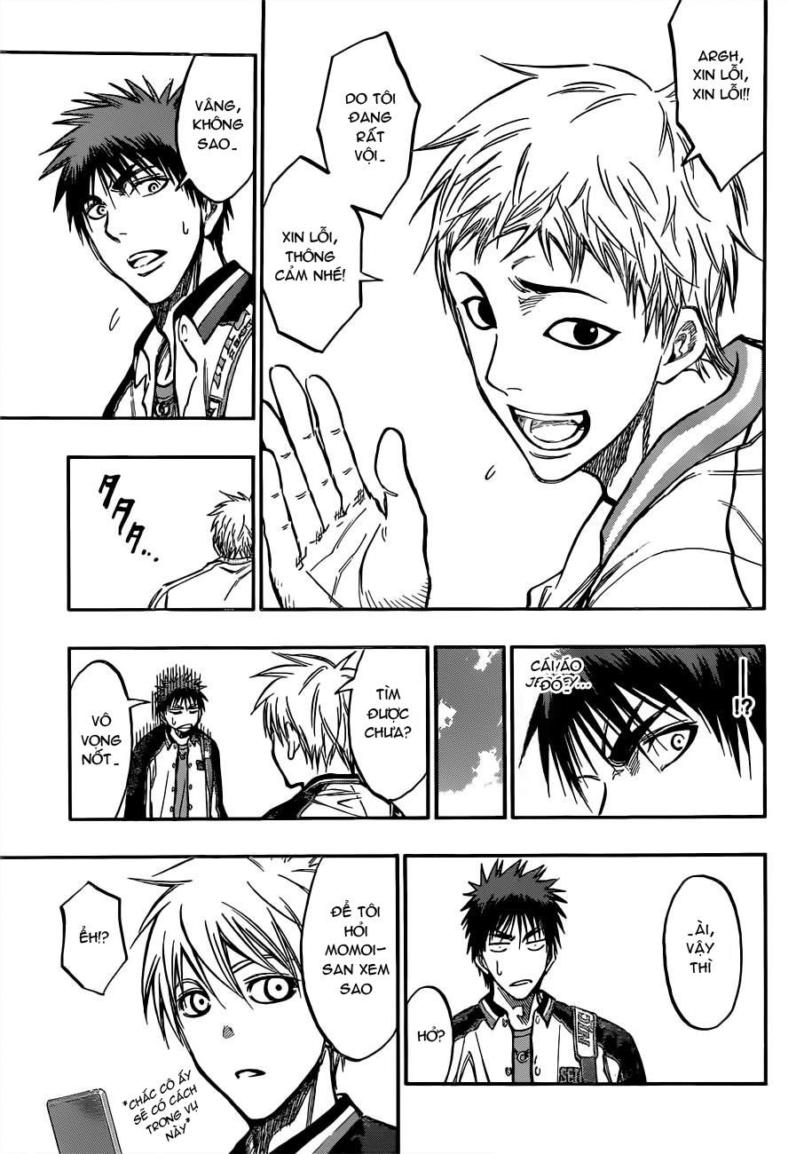 Kuroko No Basket chap 174 trang 7
