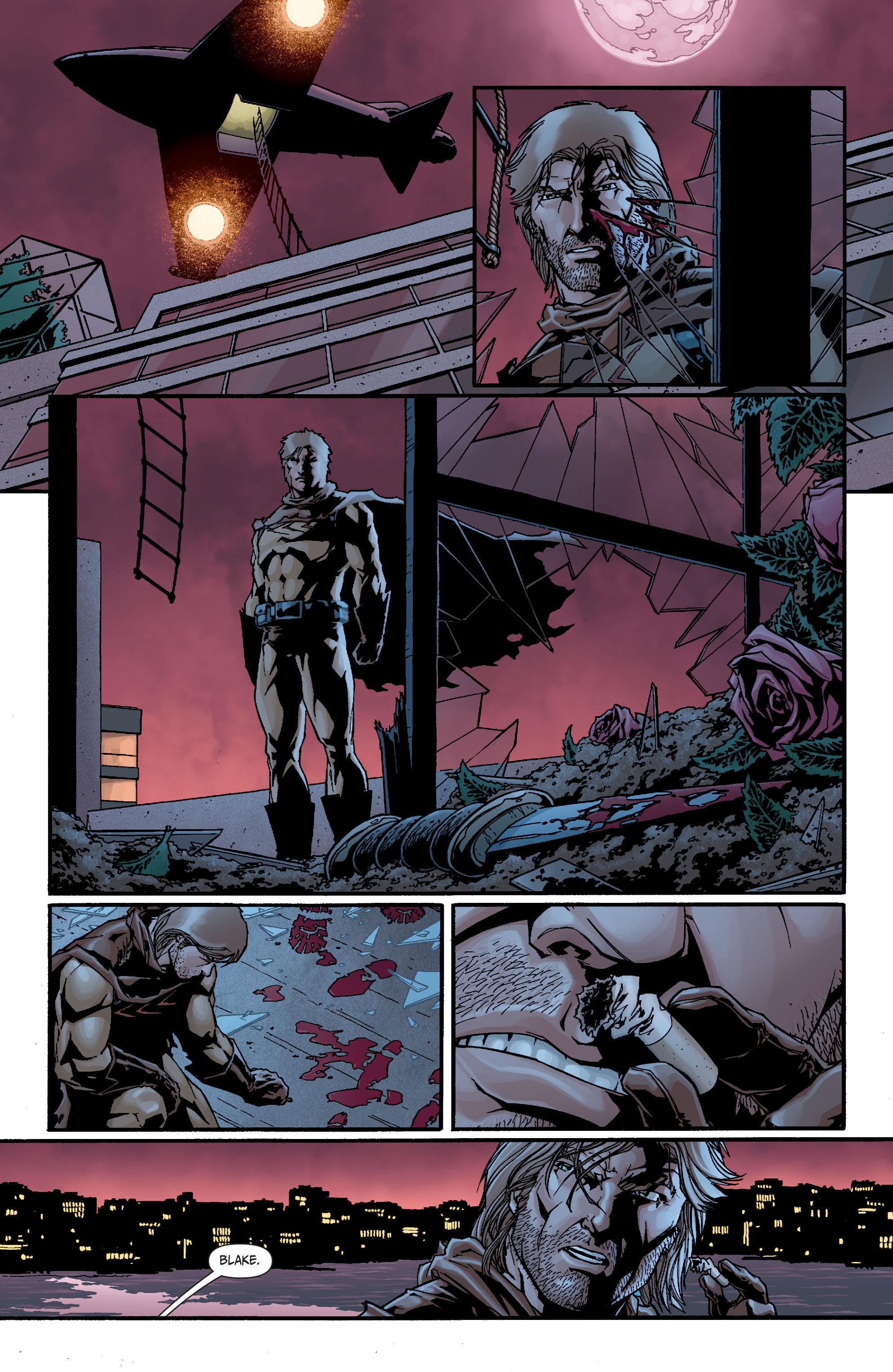 Read online Secret Six (2008) comic -  Issue #20 - 11