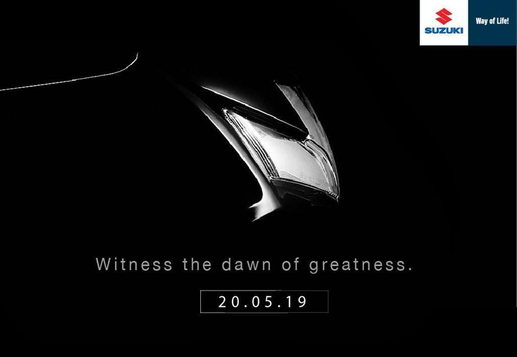 Tebar teaser motor baru, Suzuki akan rilis GXR- 250R dalam waktu dekat ?