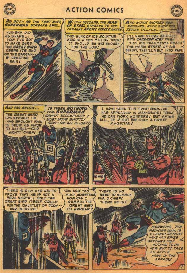 Action Comics (1938) 200 Page 8