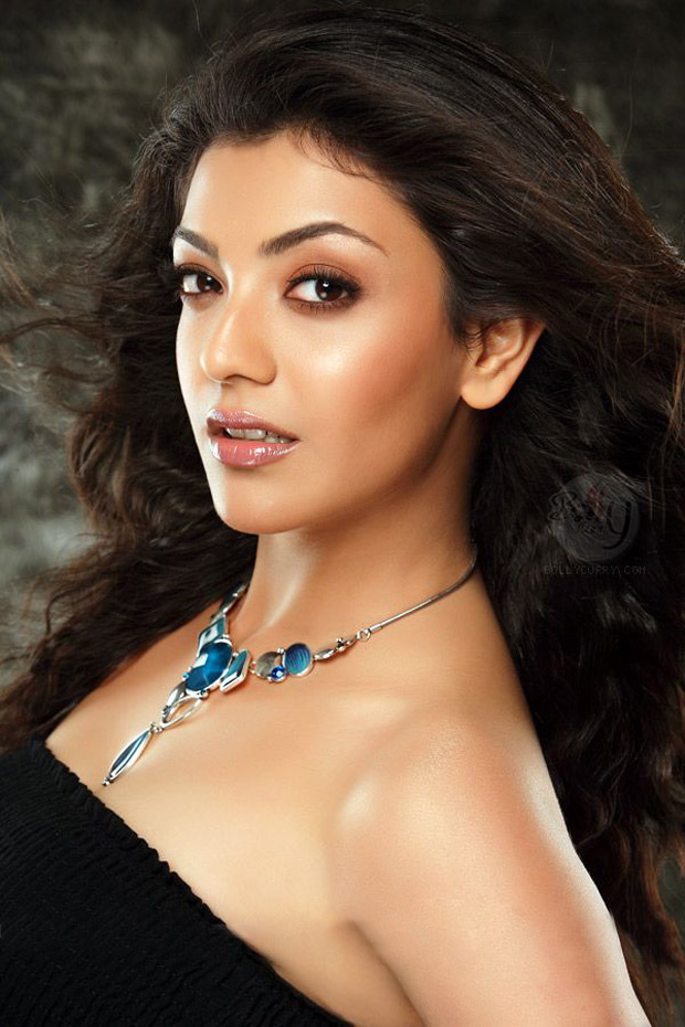 Kajal Hot in Jewellery Ad shoot