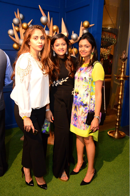 Left to Right-Reshma Kapoor, Anushree Gupta, Radhika Todi