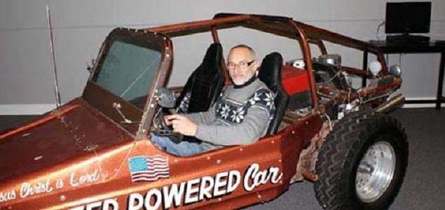Ο εφευρέτης αυτοκινήτου που κινείται με νερό πεθαίνει σε ένα εστιατόριο φωνάζοντας: Με δηλητηρίασαν!