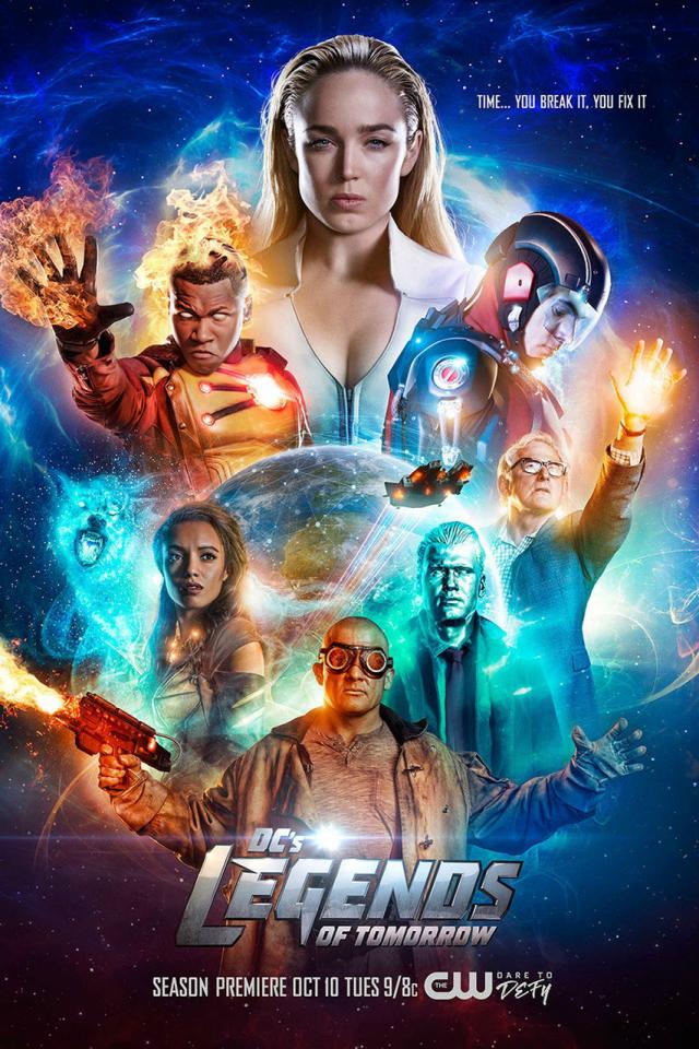Huyền Thoại Của Tương Lai Phần 3 - Legends Of Tomorrow Season 3 (2017)