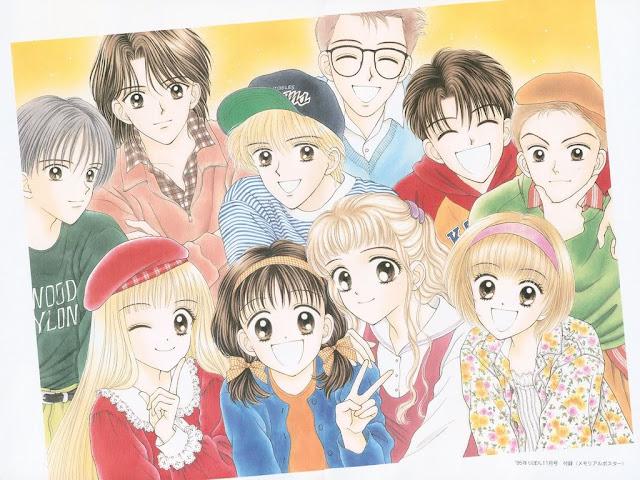 La familia crece Manga 2