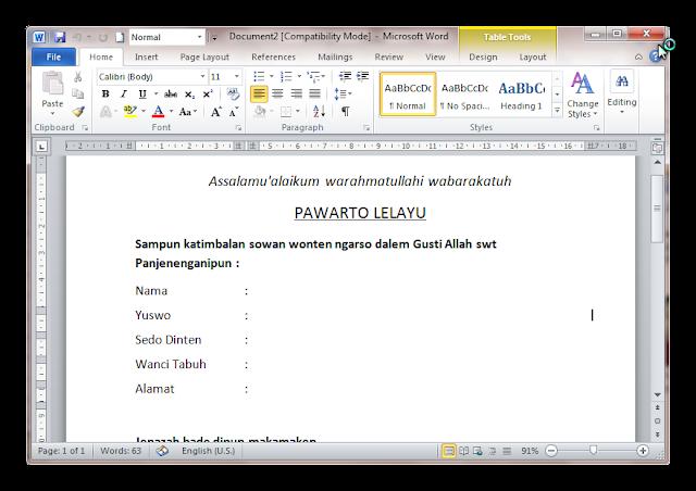 Keyword , format berita lelayu doc , berita lelayu bahasa indonesia doc , surat lelayu pdf , surat lelayu bahasa jawa pdf , contoh surat lelayu bahasa jawa doc , download surat lelayu bahasa jawa doc , menyampaikan berita duka contoh berita duka islam