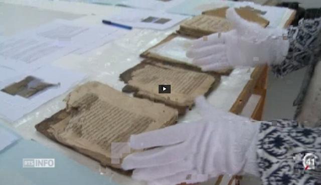 RTS: Une grande collection de manuscrits a été sauvée de justesse des mains des djihadistes à Tombouctou