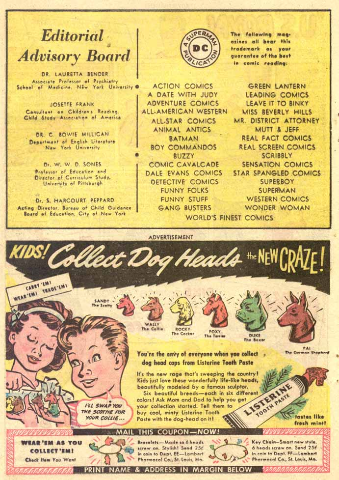 Read online Detective Comics (1937) comic -  Issue #147 - 16