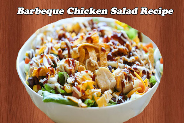 Barbeque Chicken Salad Recipe