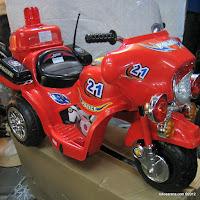 1 Motor Mainan Aki DoesToys DT9121 Police 21