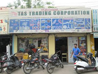 tas Trading Corporation secunderabad