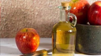 Apple Vinegar Juice Drink For Hair Skin