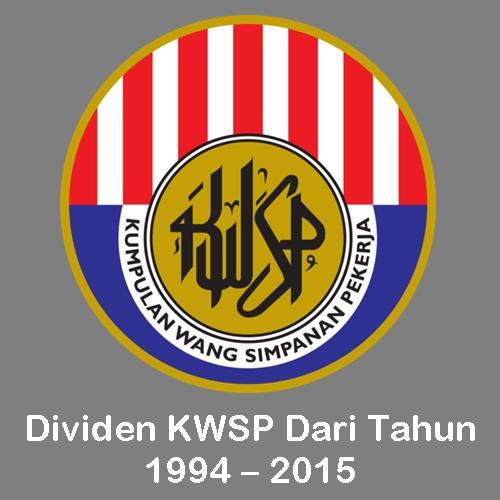 Kadar dividen kwsp 2015, dividen kwsp 2015 diumumkan, kwsp umum bayaran dividen tahun 2015 6.4 peratus, beza dividen kwsp tahun 2015 – 2014, cara kira dividen kwsp, dividen kwsp haram