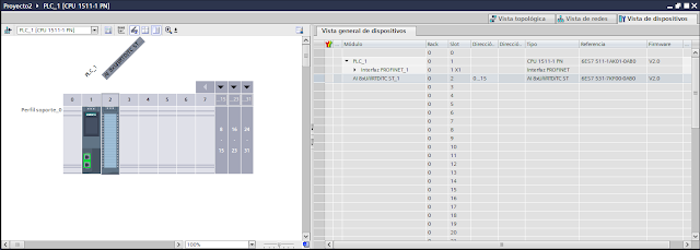 1. Escalar una entrada analógica (con ejemplos) - Programación en TIA Portal V14 - Tutorial medio