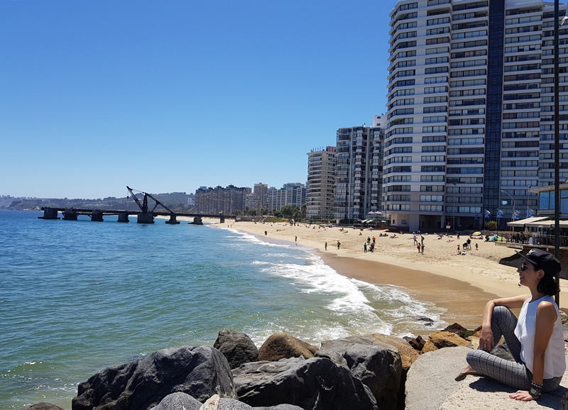 Vinã del Mar, Chile