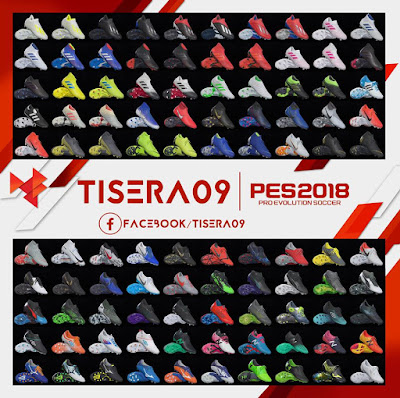 PES 2018 Bootpack AIO v9 by Tisera09