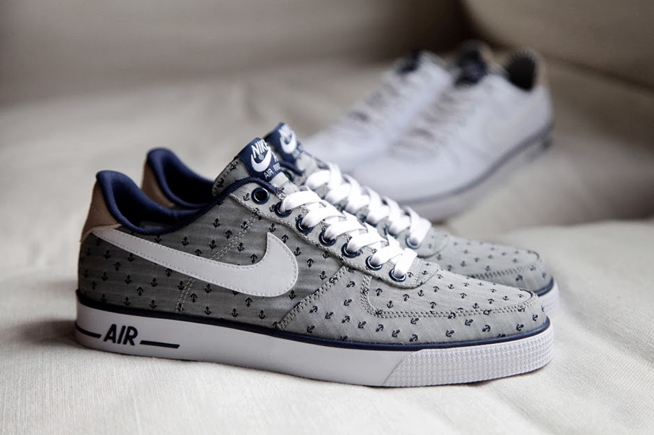 Nike Air Force 1 Ac Grau