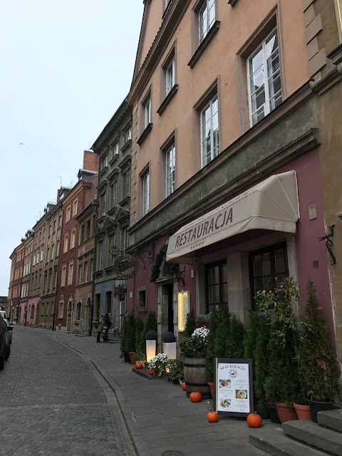 ristorante a varsavia
