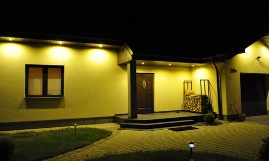 Dom I Ogród Aranżacje I Pomysły Oświetlenie Zewnętrzne Domu