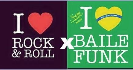Junto&Misturado: Rock x Funk