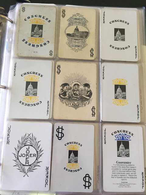 Bicycle Playing Card Jokers