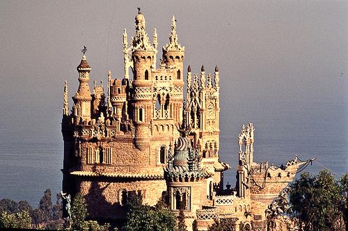 Por Que Me Gustan Los Castillos: Cosas Que Me Gustan: CASTILLO DE COLOMARES BENALMADENA