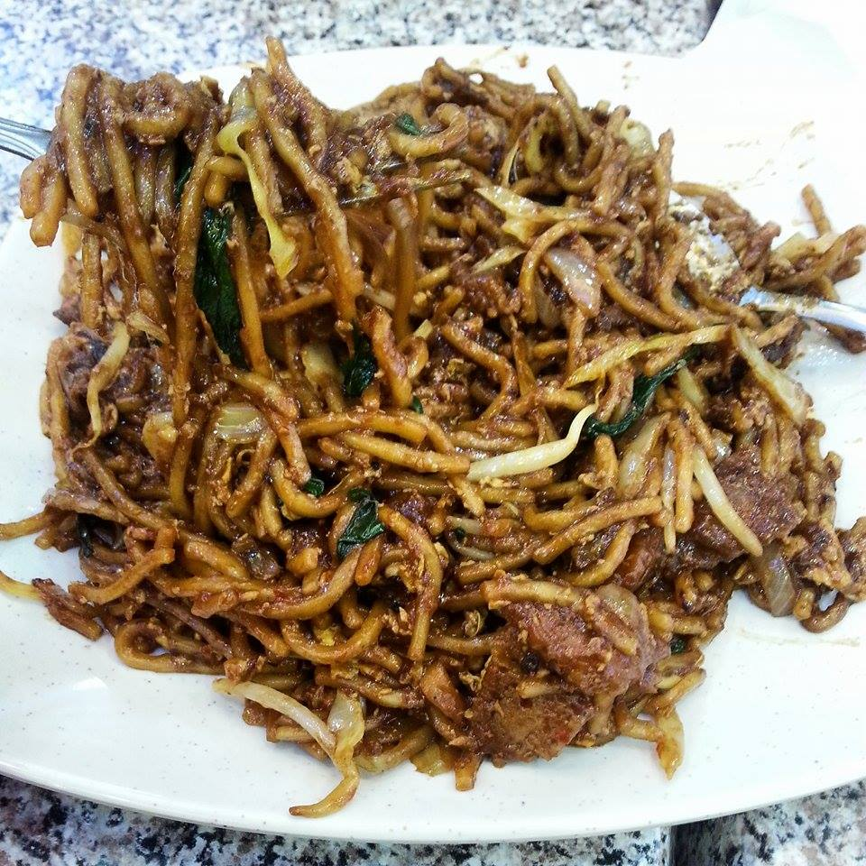 wordless wednesday : Maggi Goreng Mamak Basah satu!