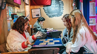 South Korea fortune-telling