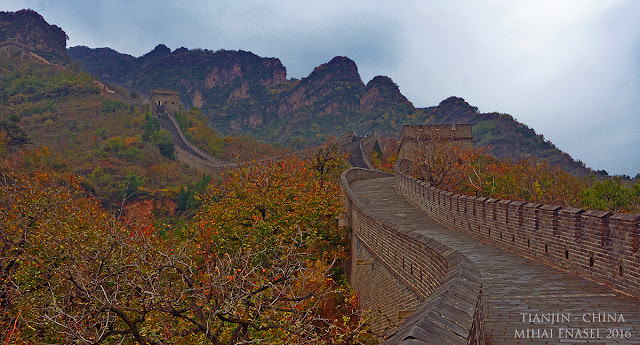 Great Wall of China, Tianjin Province