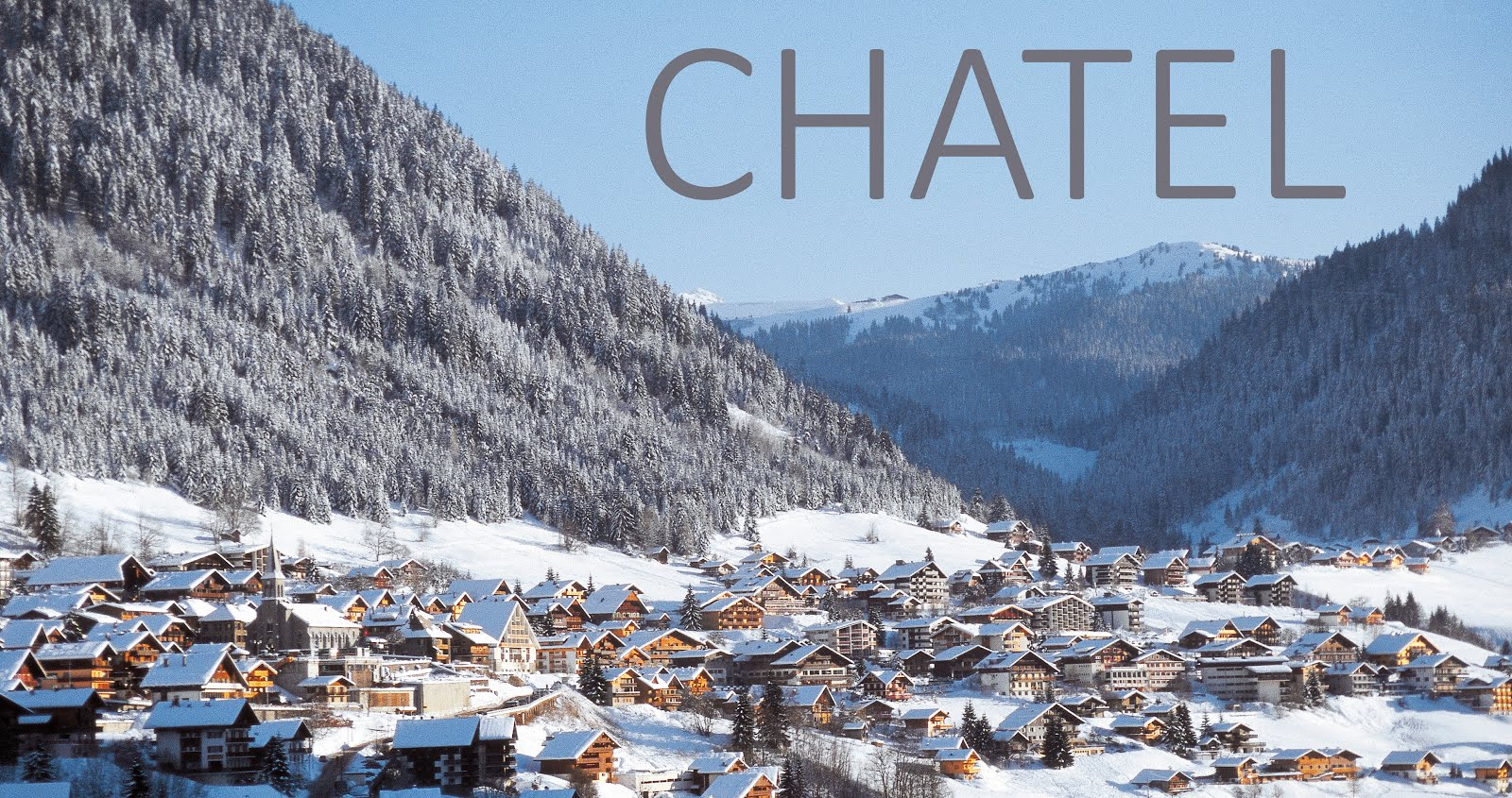 CHATEL - Ski - Accommodation -France