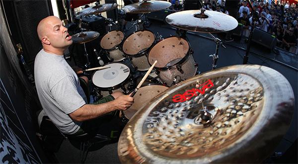 Jordan Burns (drummer) leaves Strung Out