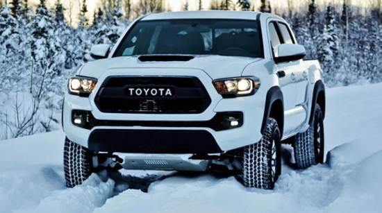 Amazing 2017 Toyota Tacoma Fuel Economy Canada