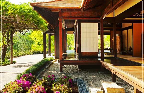 teras rumah sederhana model jepang