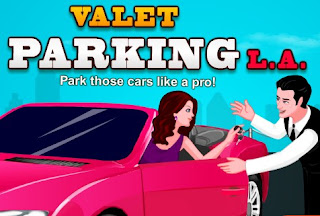Valet Parking L.A Simulation Online Games