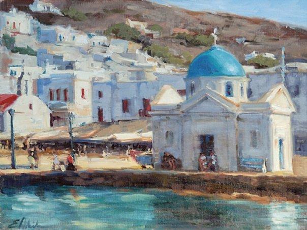E. Melinda Morrison  | American Impressionist Figurative Painter