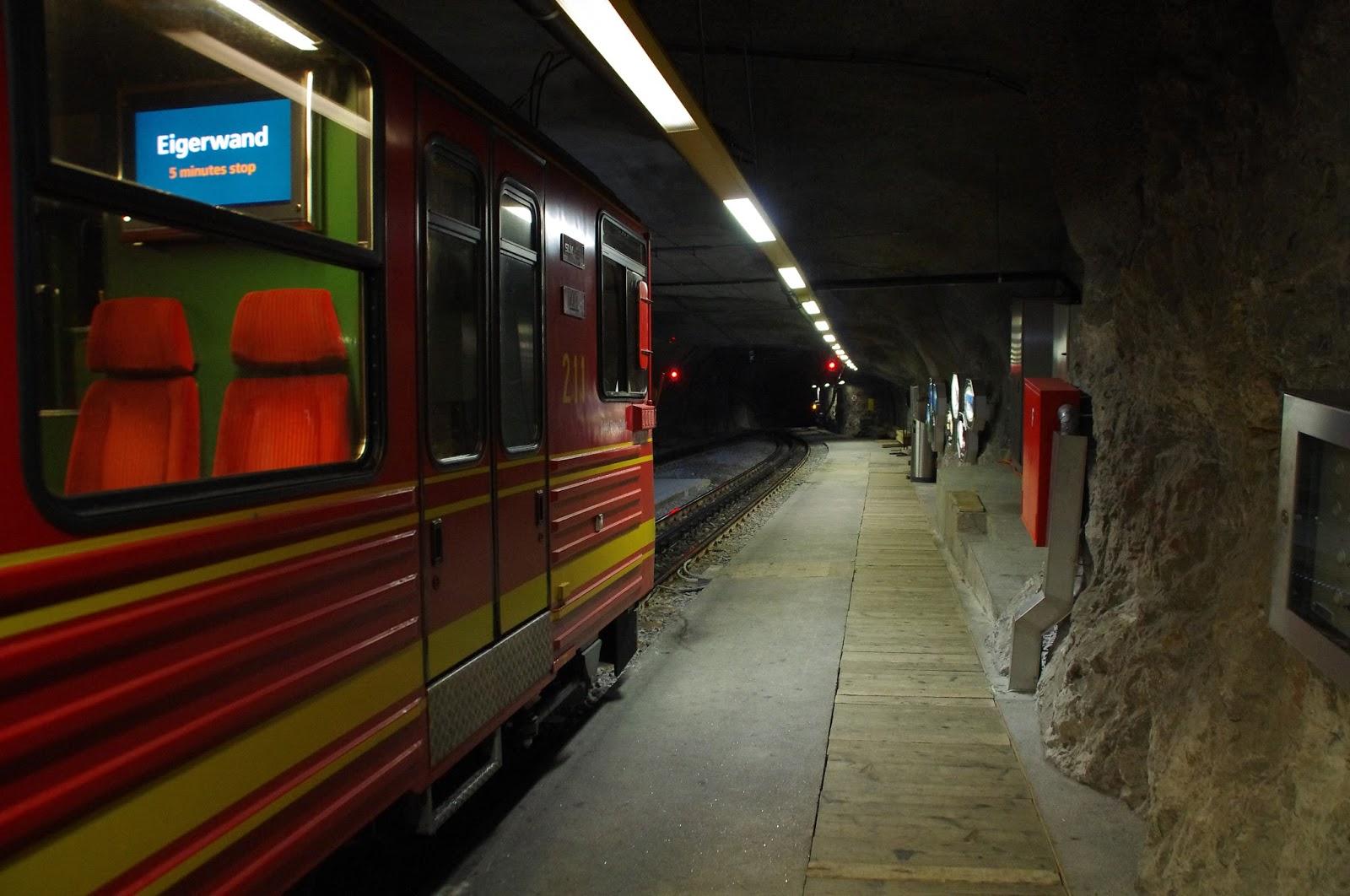 Jungfraujoch Tunnel