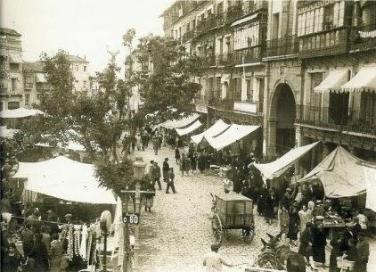 Рынок Martes в Толедо