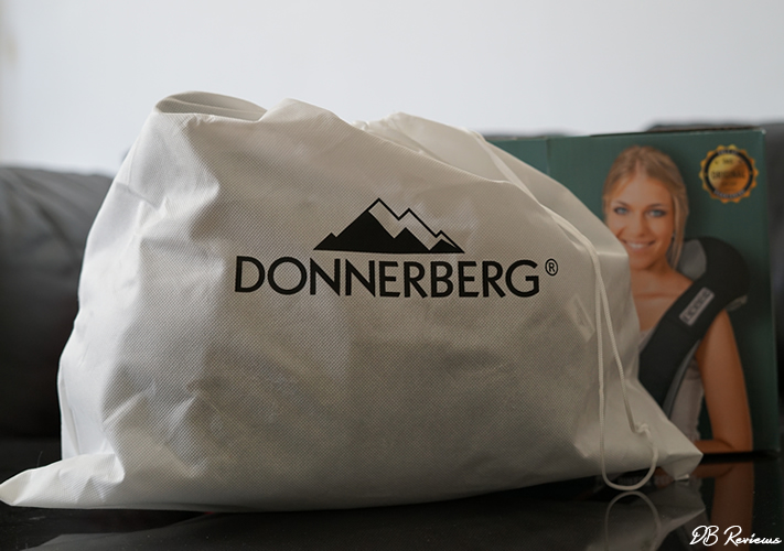 Donnerberg Neck and Shoulder Shiatsu Massager